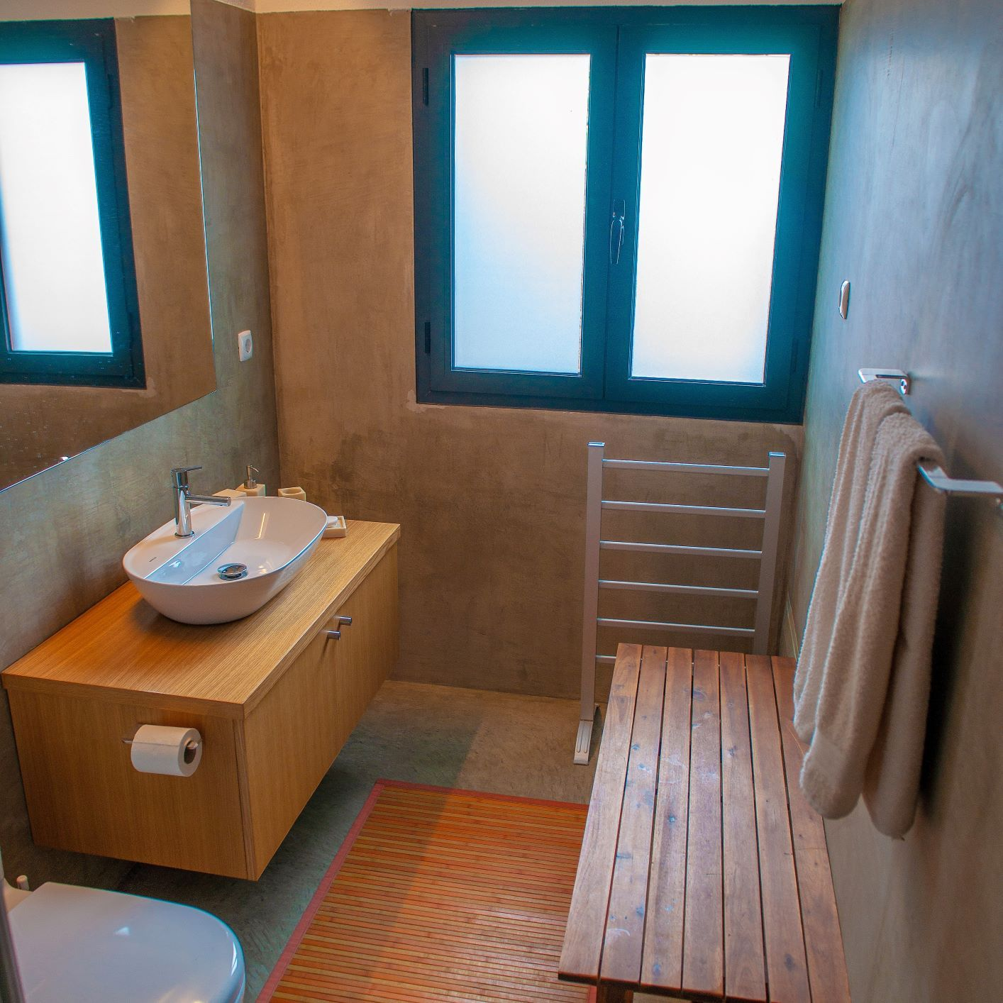 madeira home vacation rental bathroom