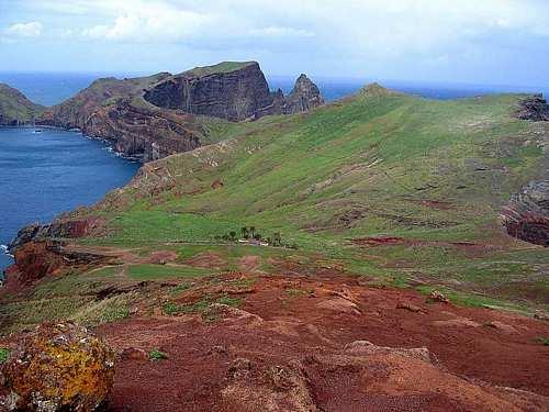 Madeira Location